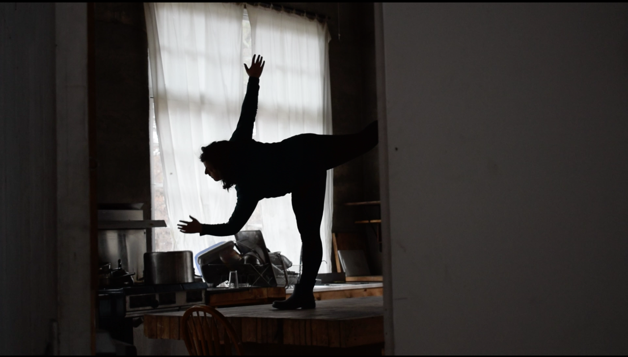 """Mira Treatman - I'm a dance-theatre artist working and living in Philadelphia + New York. Described by Julius Ferraro in thINKingDANCE as not """"graceful,"""" I work* to reframe what dancing bodies can mean on stage, screen, and site. In 2017 I was an artist in residence at Arts Letters & Numbers. I'm a 2018 participant of LANDING at Gibney Dance. My slightly less creative time is spent in arts admin. *I really love to work!Miratreatman.com"""