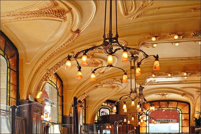 An example of Art Nouveau