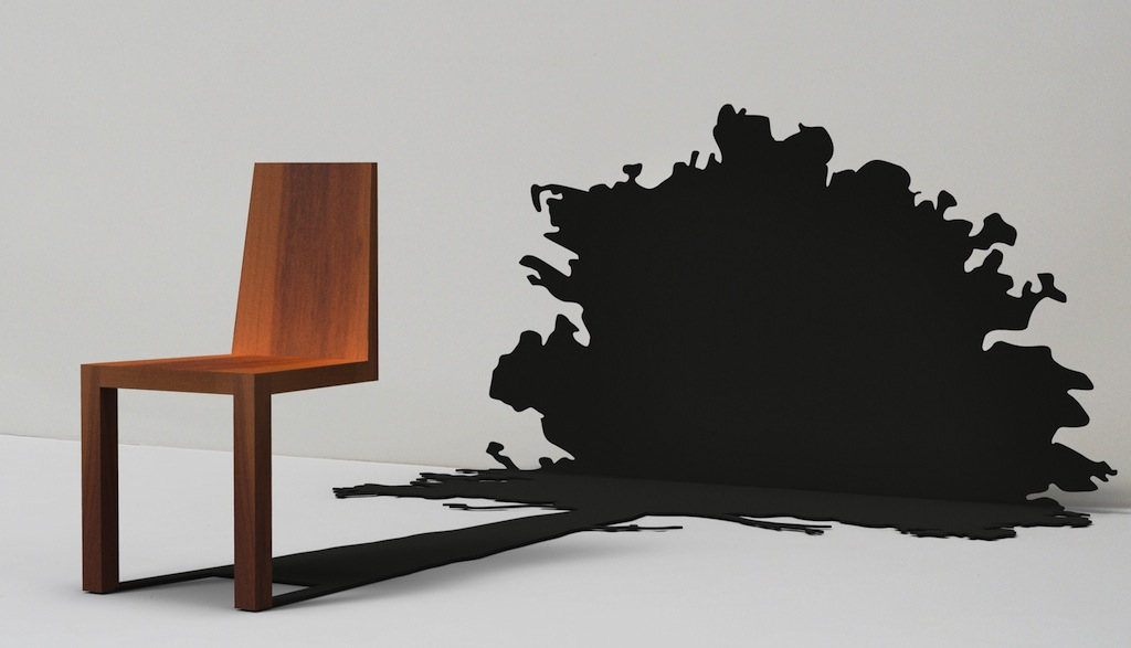 The Shadow Chair, by Duffy London