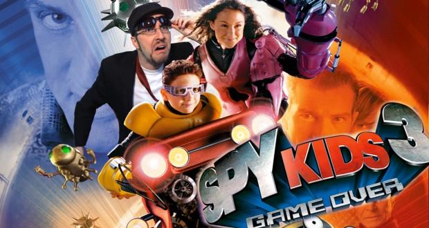 The Nostalgia Critic:  Spy Kids 3D