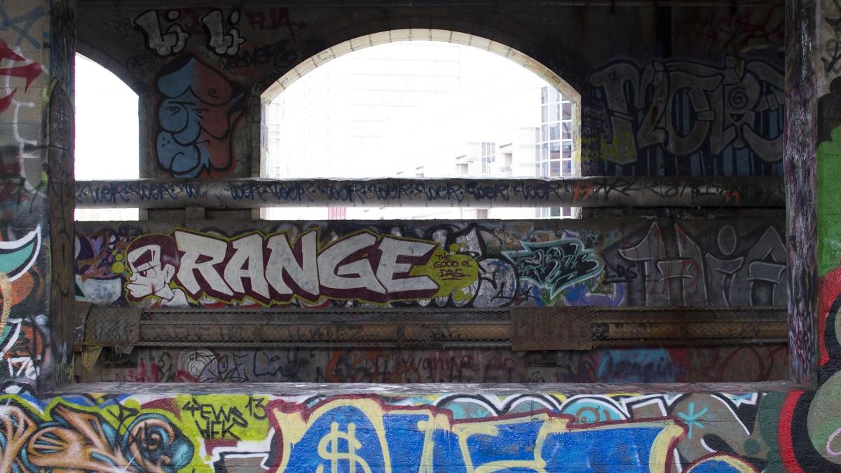 Rochester New York Subway Graffiti Street Art 3