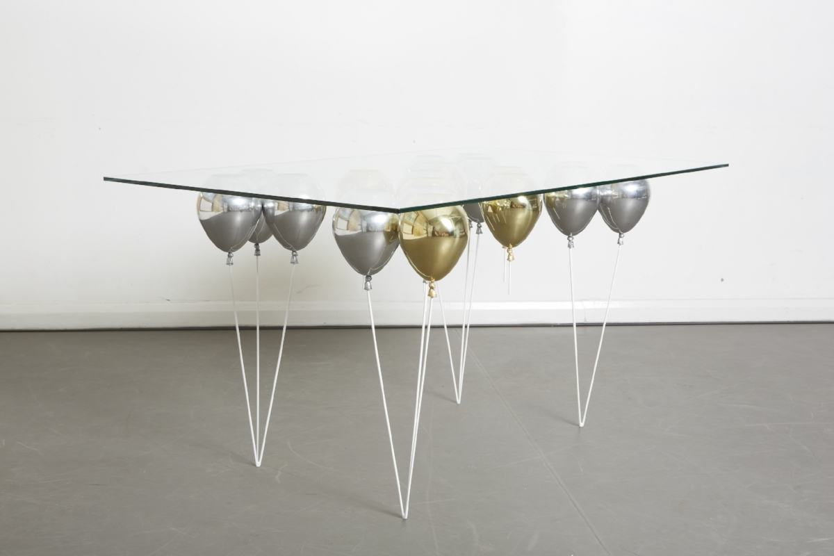 The UP Dinning Table, by Duffy London