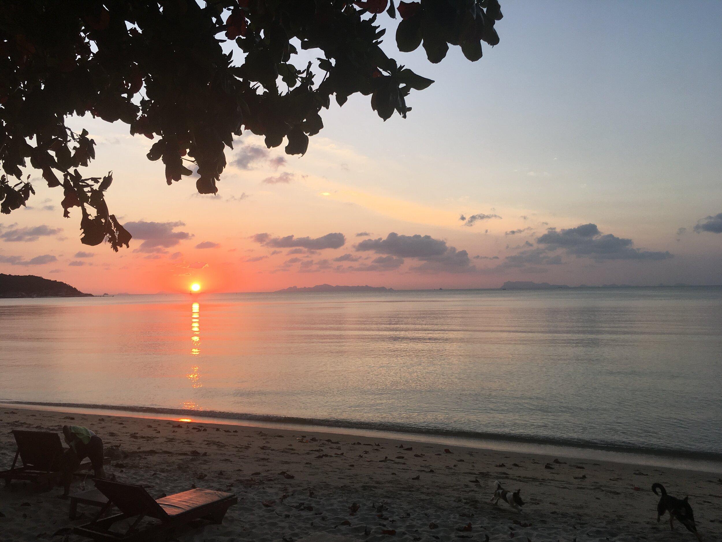 Samui Sunset