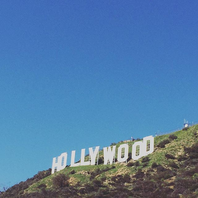 Hello, Hollywood!! #losangeles #hollywoodsign #hollyweed #hollywood #usa #weekend