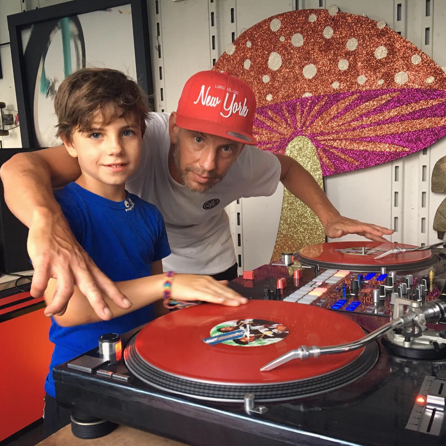 Private One on One DJ Lessons in our NEW DJ Booth!(inside our 18-wheeler) - Learn the basics of mixing on Technic 1200s using vinyl / CD / and with Serrato...Contact us to book a private one on one DJ Lesson (ages 13 and up)…DJ Lessons are weather permitting (seasonal) as we do them inside our 18 wheeler.Email: Jeff@Blockstrucksandart.com
