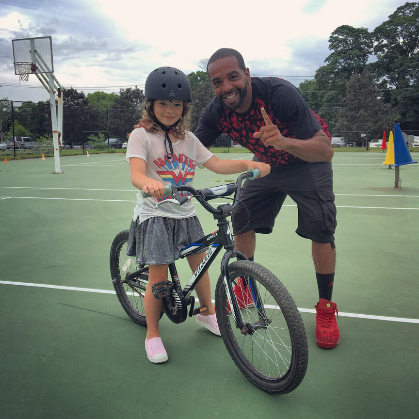 Learn to ride… - Bike Lessons with Travis are also available in the Fall,Fall Hours are on Saturday mornings from 9-12pm.*Note Learn to Ride Lessons book a week in advance.**A credit Card is needed to book a lesson and we need 48 hour cancelation notice for a refund**