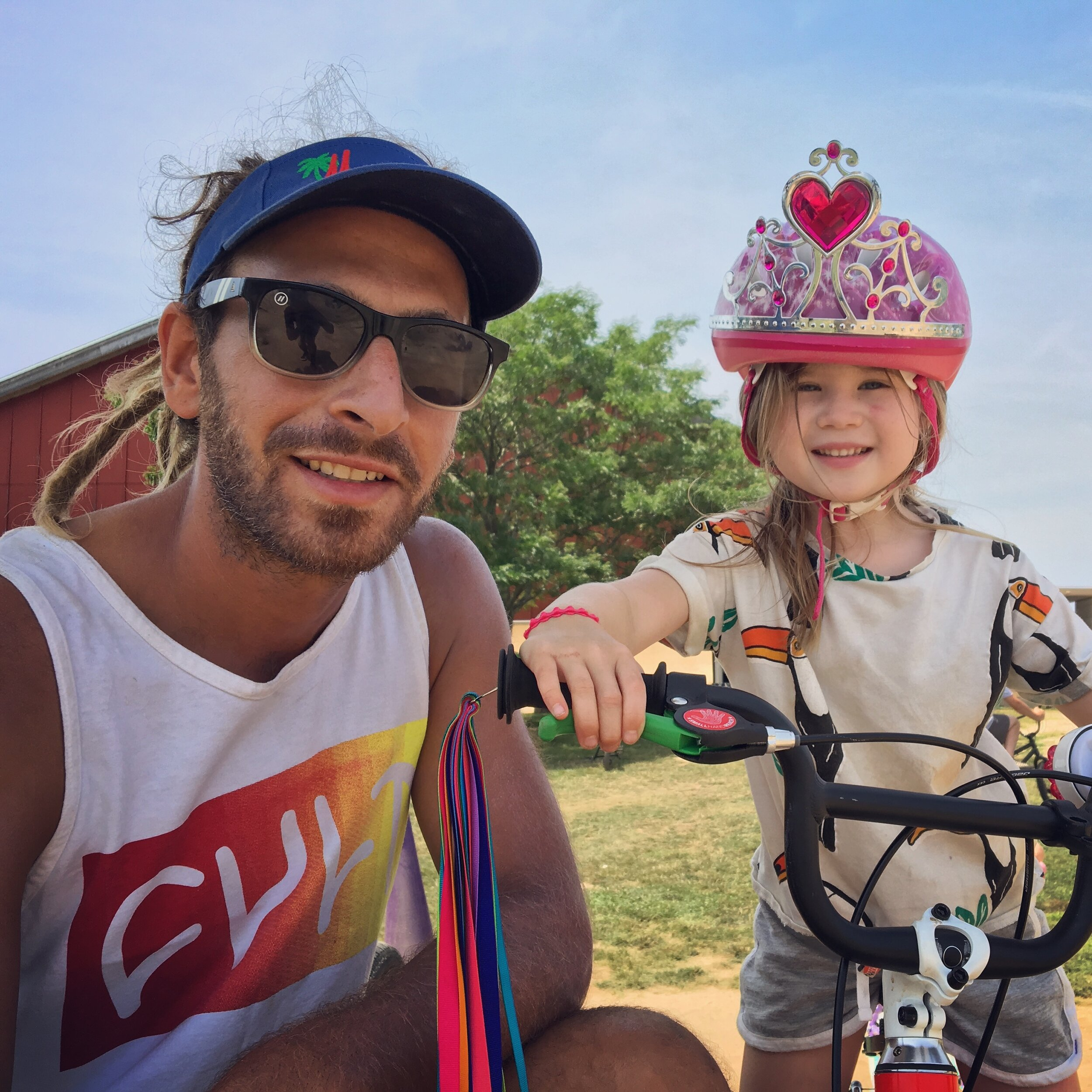 Who is our bike program for? - Any child who can ride a two-wheeler independently over the age of 3.No previous experience is required. (Girls are strongly encouraged!)