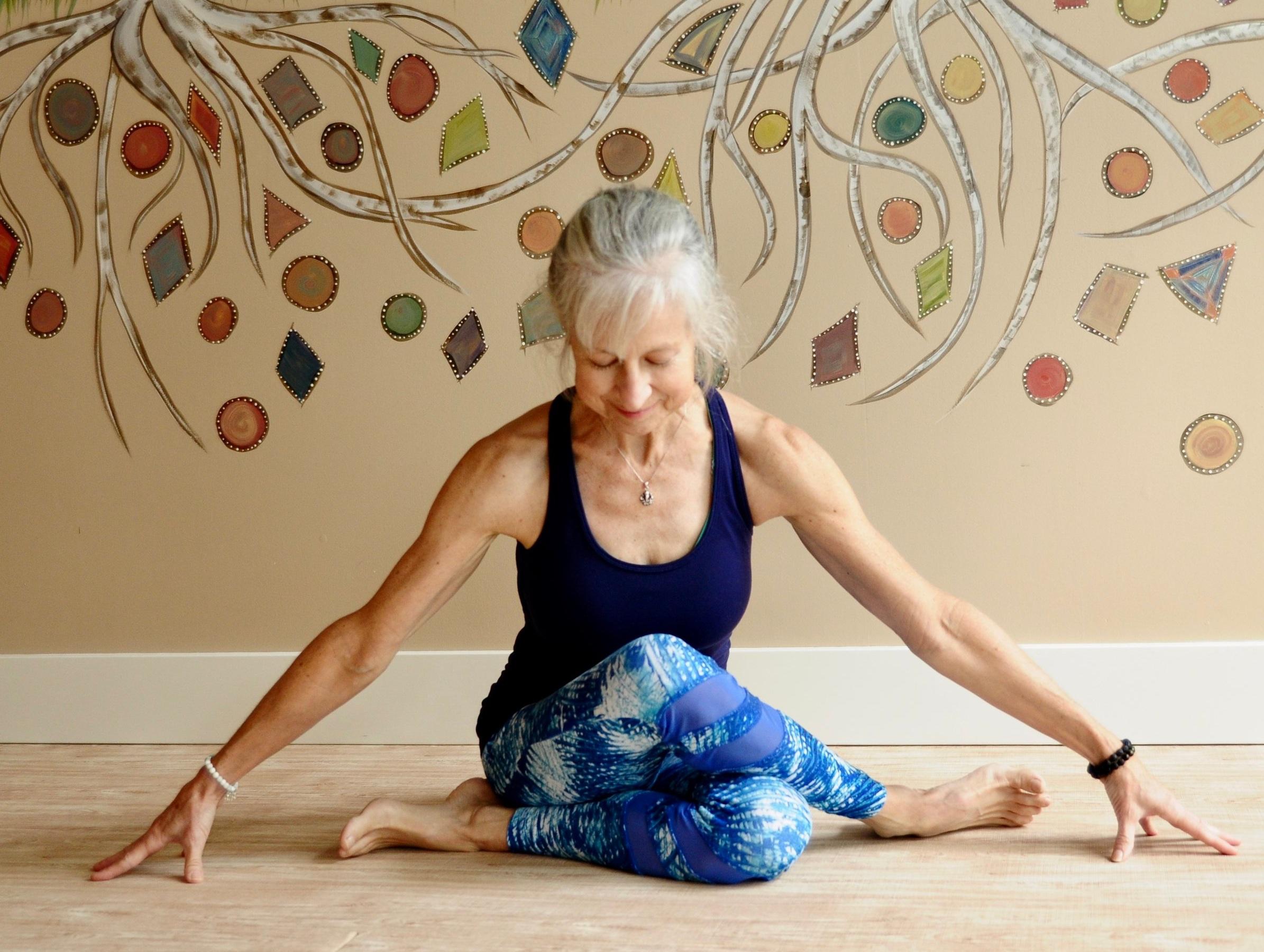 Yoga Class Descriptions — Escape to Yoga