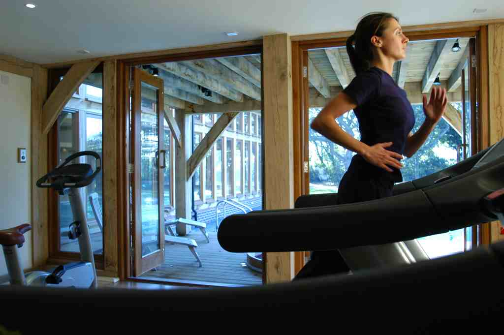 personal training at Bailiffscourt Hotel and Spa