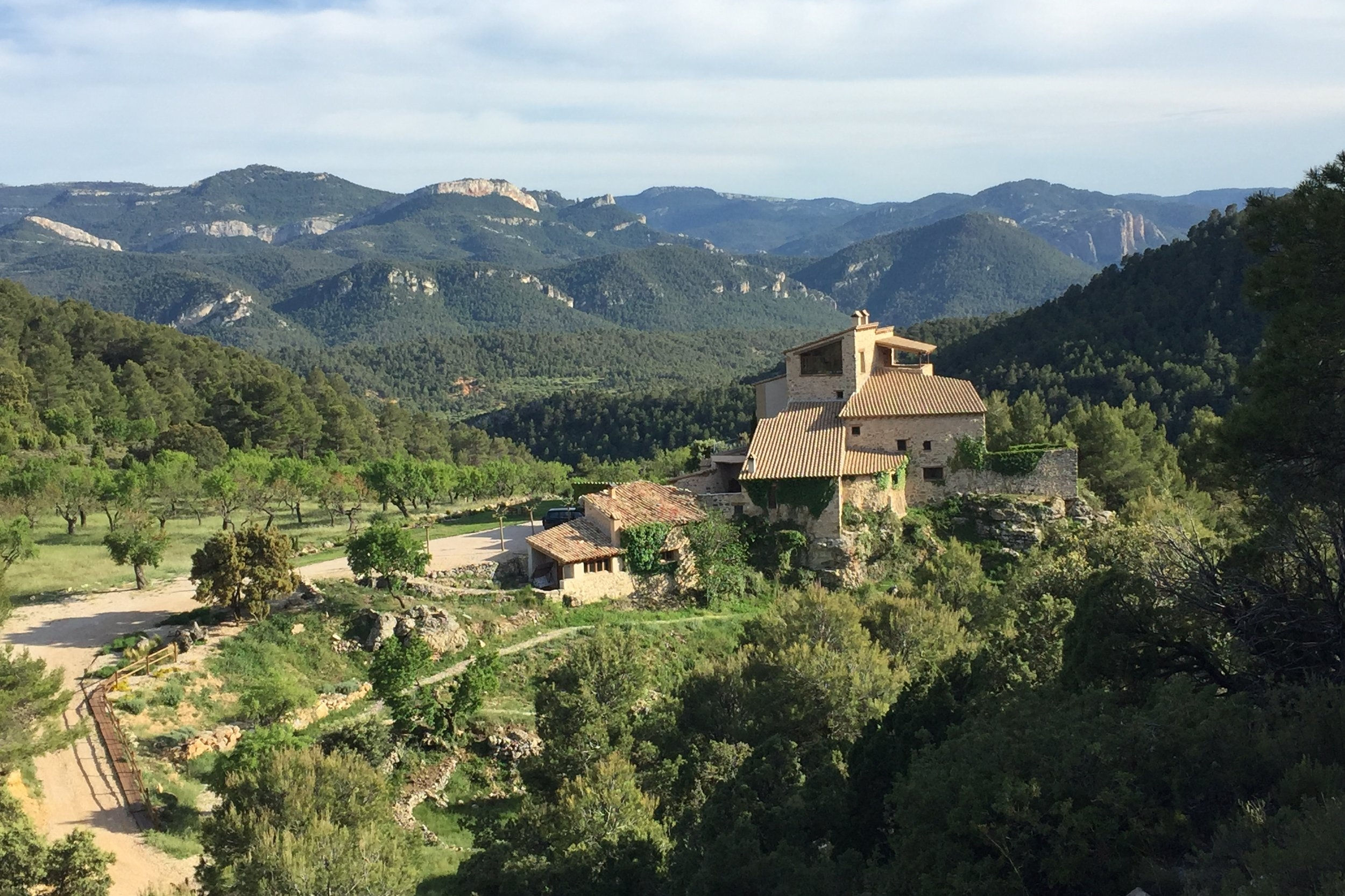 Spanish Wilderness Fitness & Yoga Retreat - 6 days of exercise and relaxation in the beautiful Spanish mountains. This beautiful boutique retreat is guaranteed to give your fitness a reboot whilst your mind unwinds.