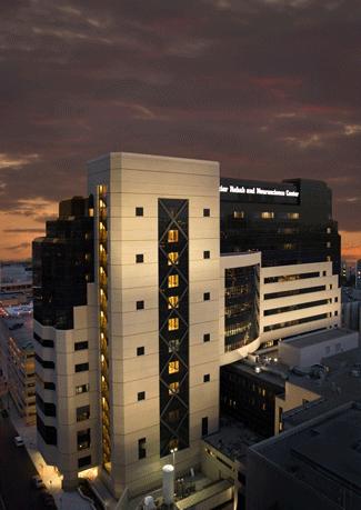 Frazier Rehab & Neuroscience Center