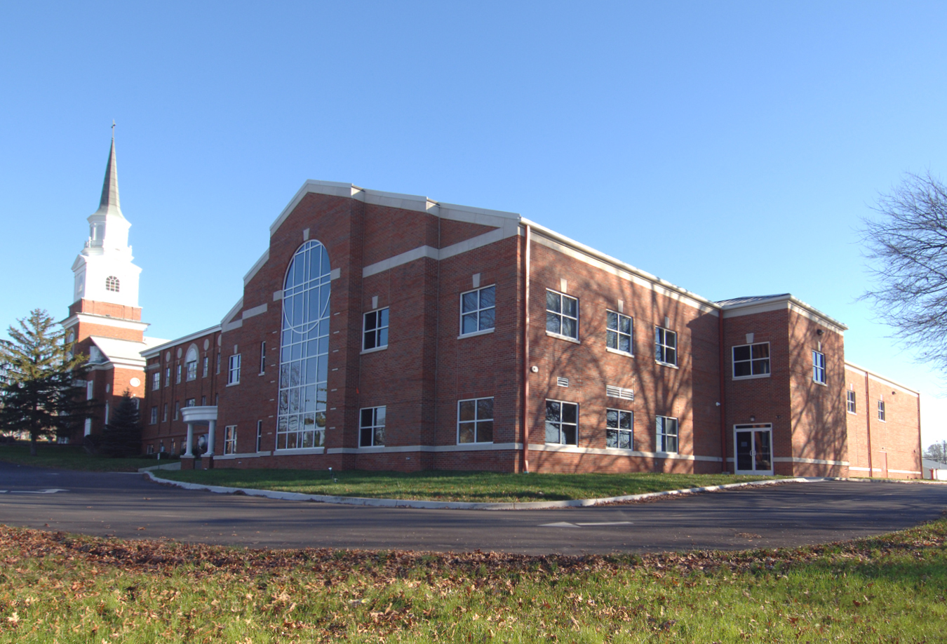 First Baptist Church, Shelbyville