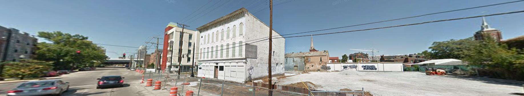 Address: 601 East Jefferson Street, Louisville, Kentucky