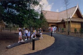 Louisville Zoo Islands