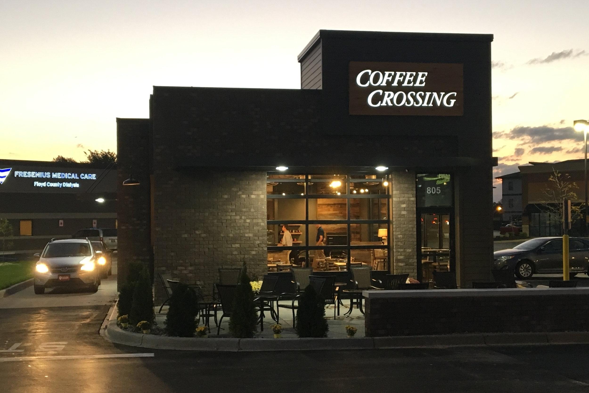 Coffee Crossing