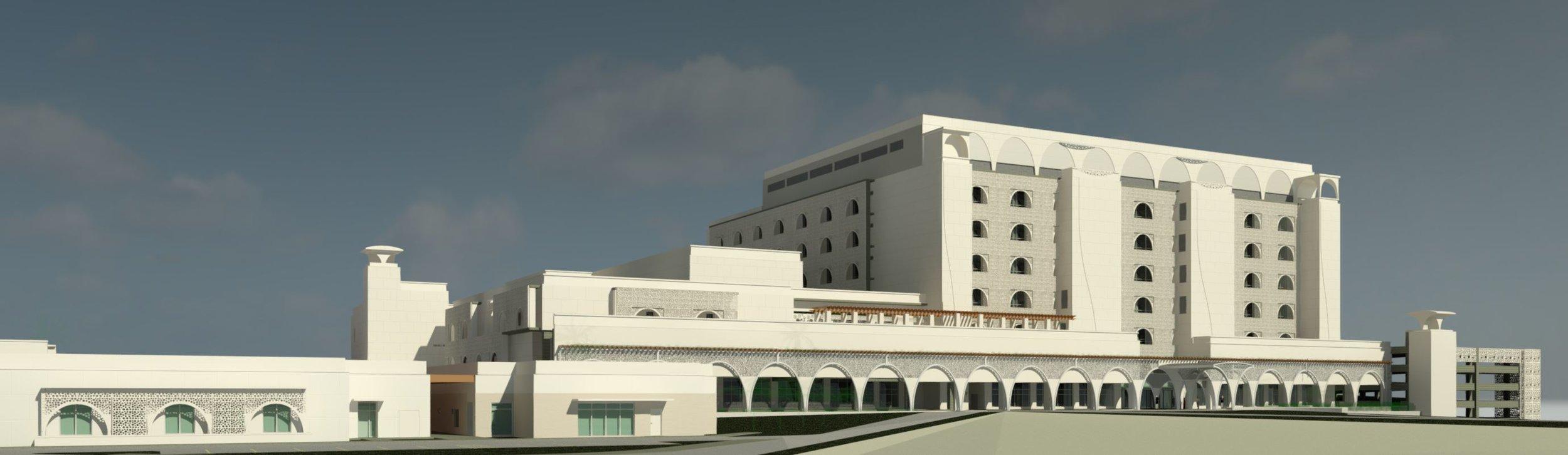 Shaukat Khanum Diagnostic Centre & Clinic — Karachi, Pakistan