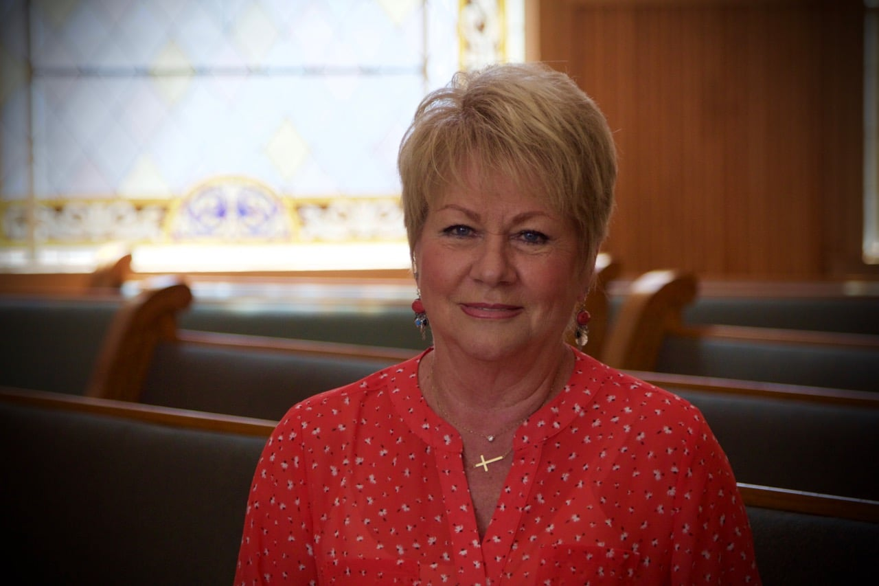 Karen Brown , Congregational Care Coordinator