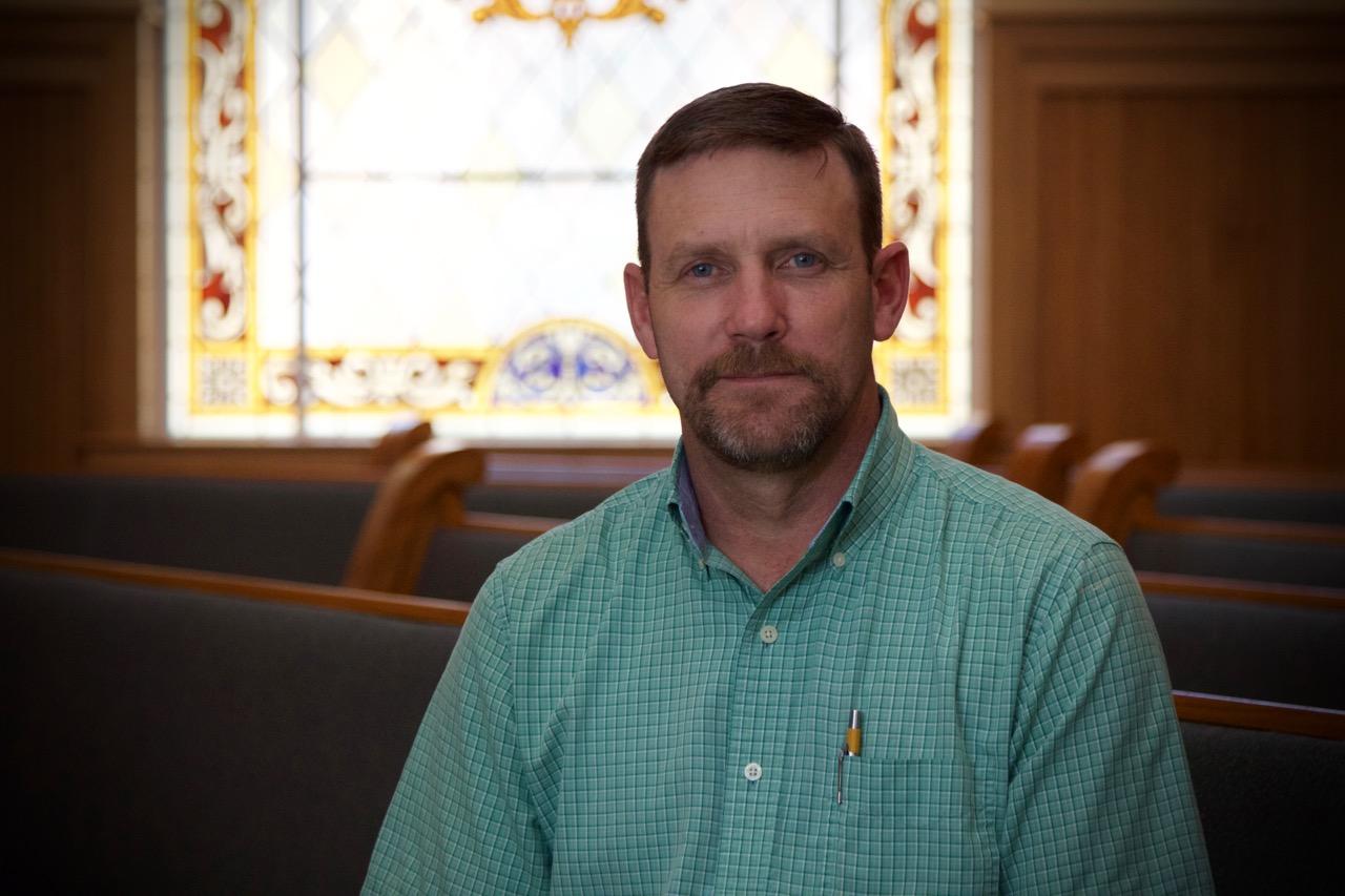 Brian Carroll , Maintenance Supervisor