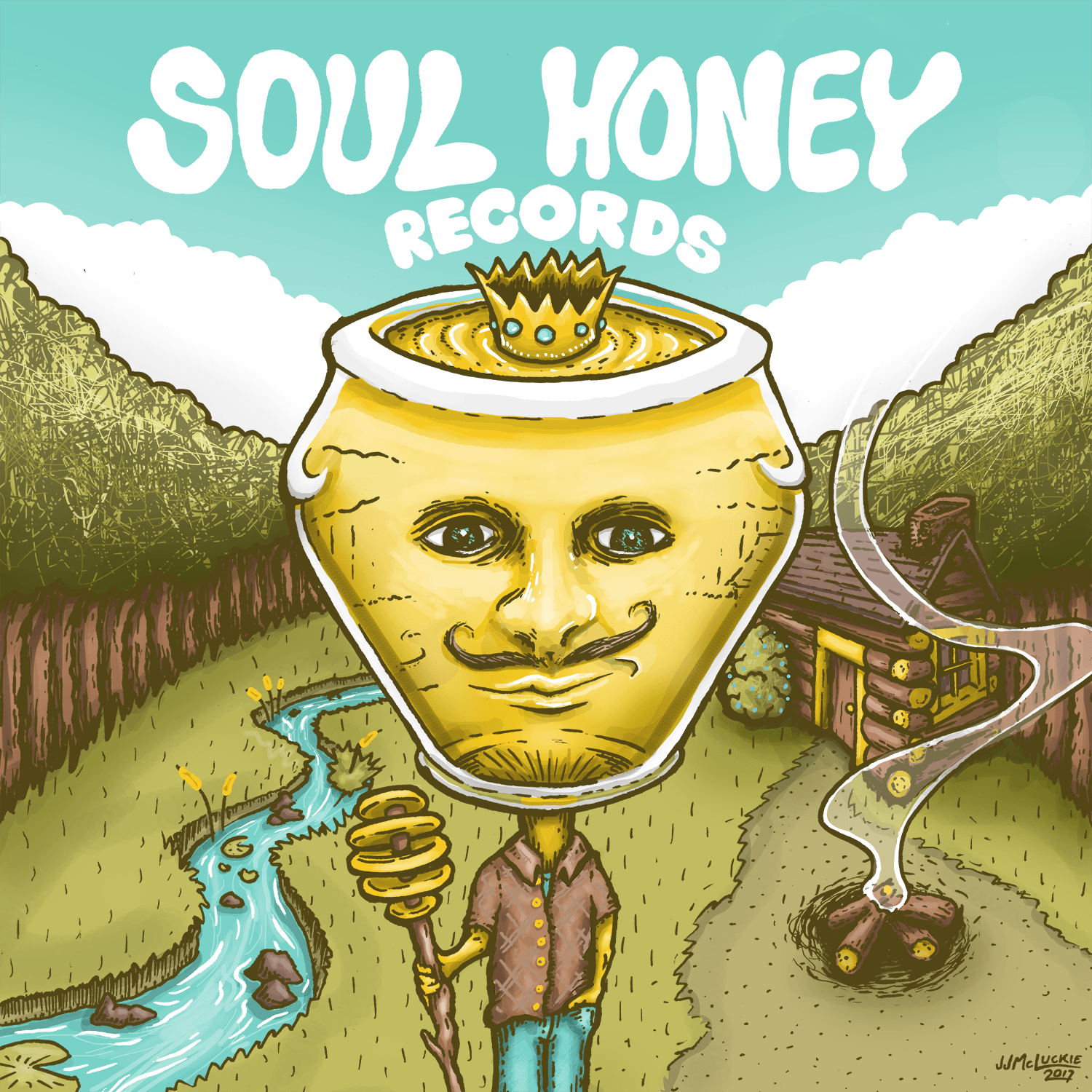 Soul Honey Records Album Cover