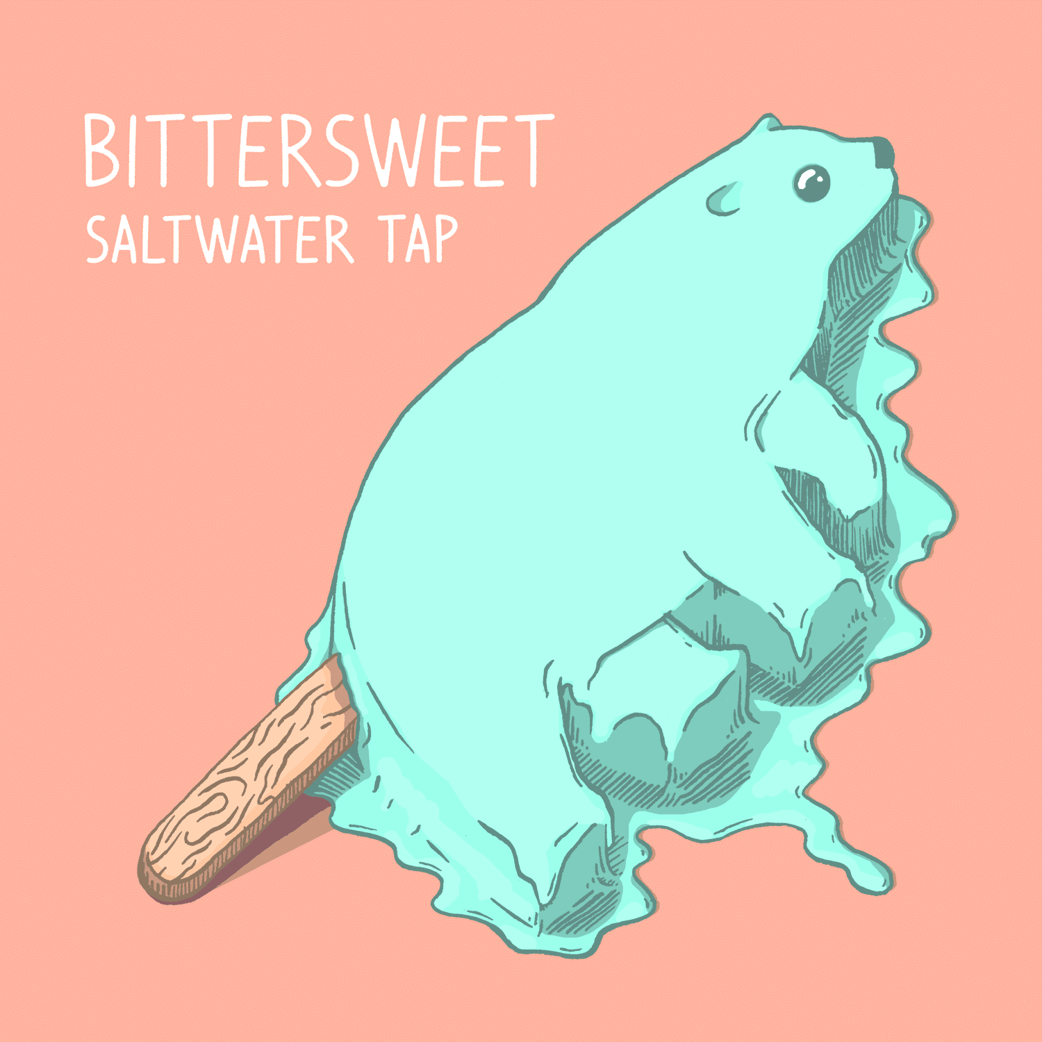 Saltwater Tap 'Bittersweet' Single Cover