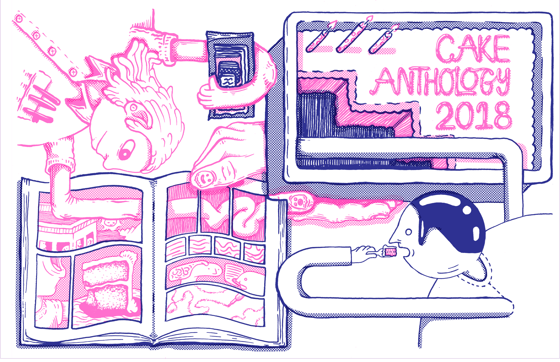 CAKE 2018 Anthology Cover