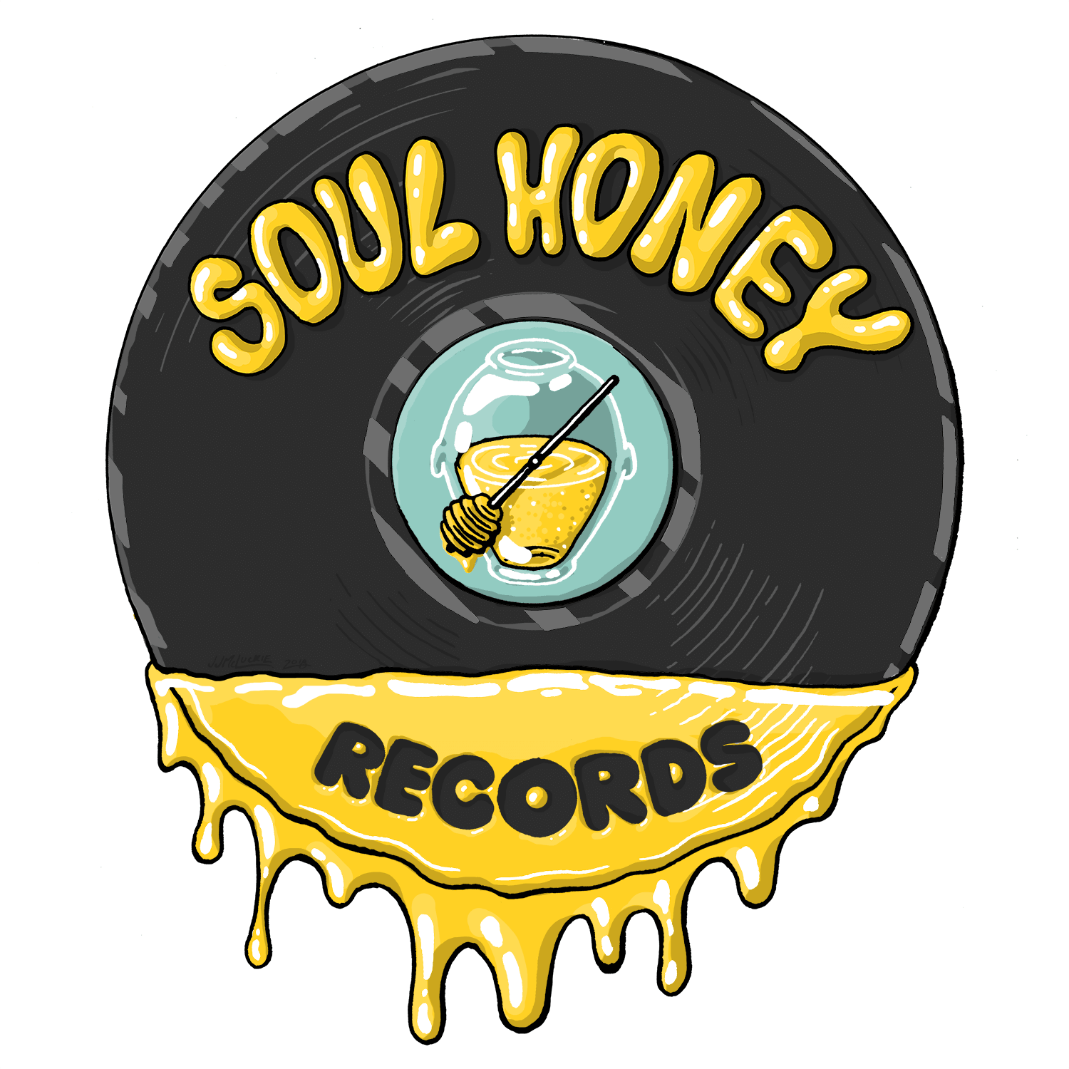 Soul Honey Records Logo