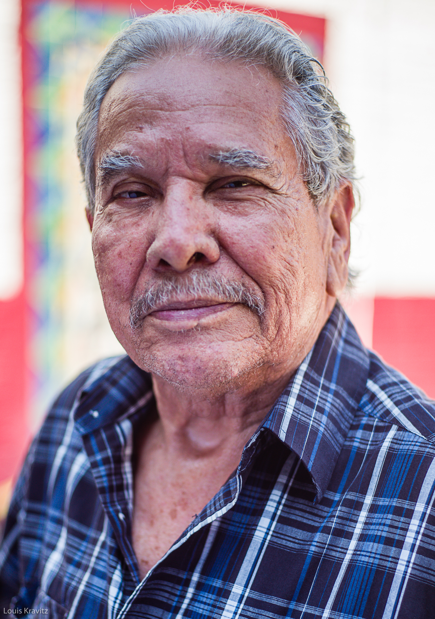 Senior Man in Montebello, CA