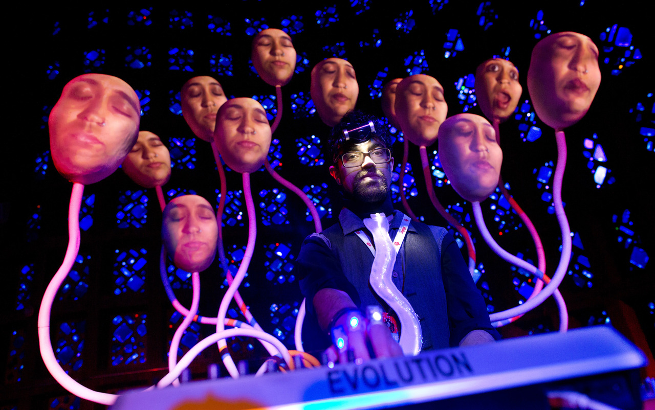 Lumiphonic Creature Choir
