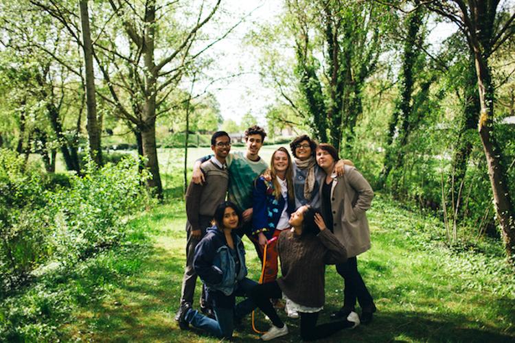The team. Image courtesy of Septa Una