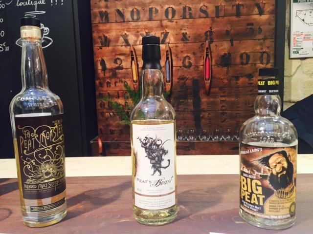 Arr...! Those Tasty Whiskies !