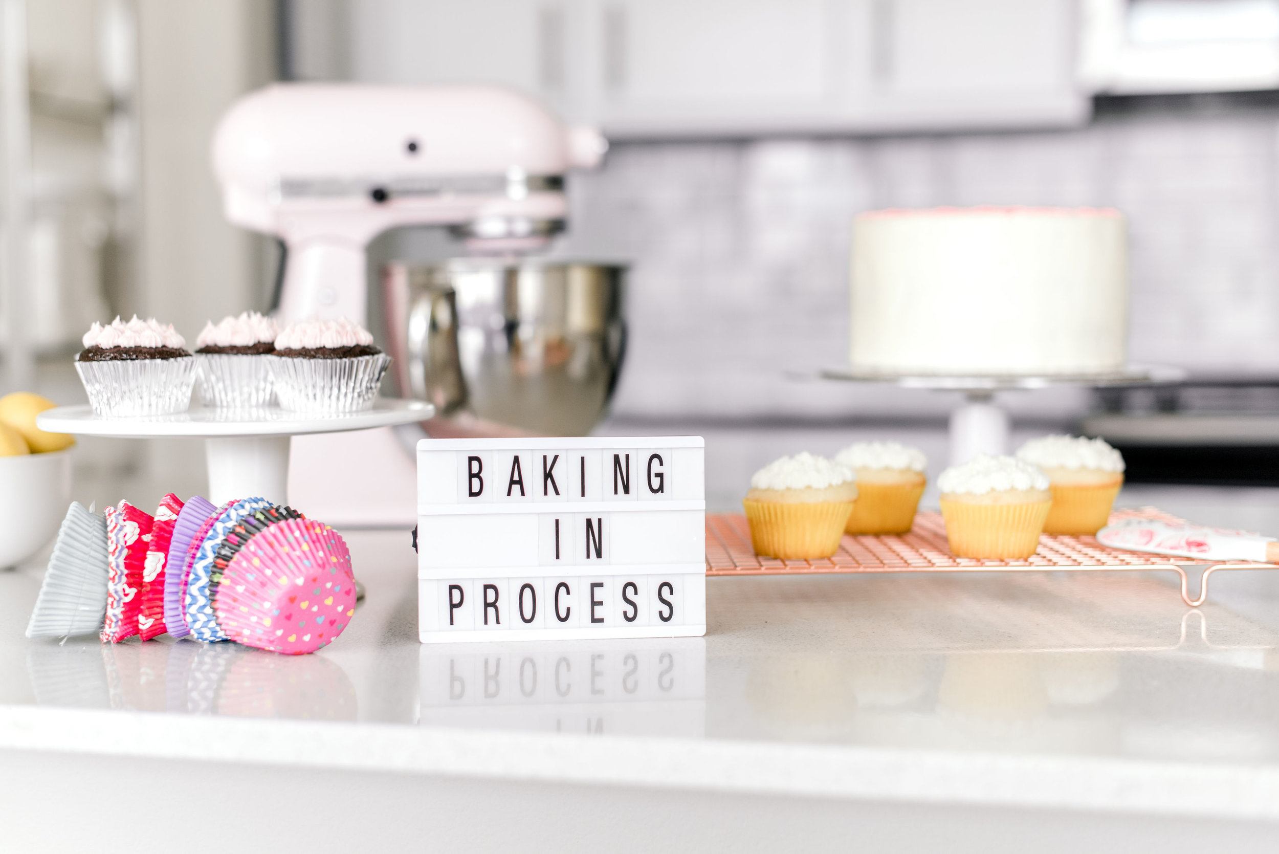 Image capture for Vee's Bakeshoppe by Audrie Dollins