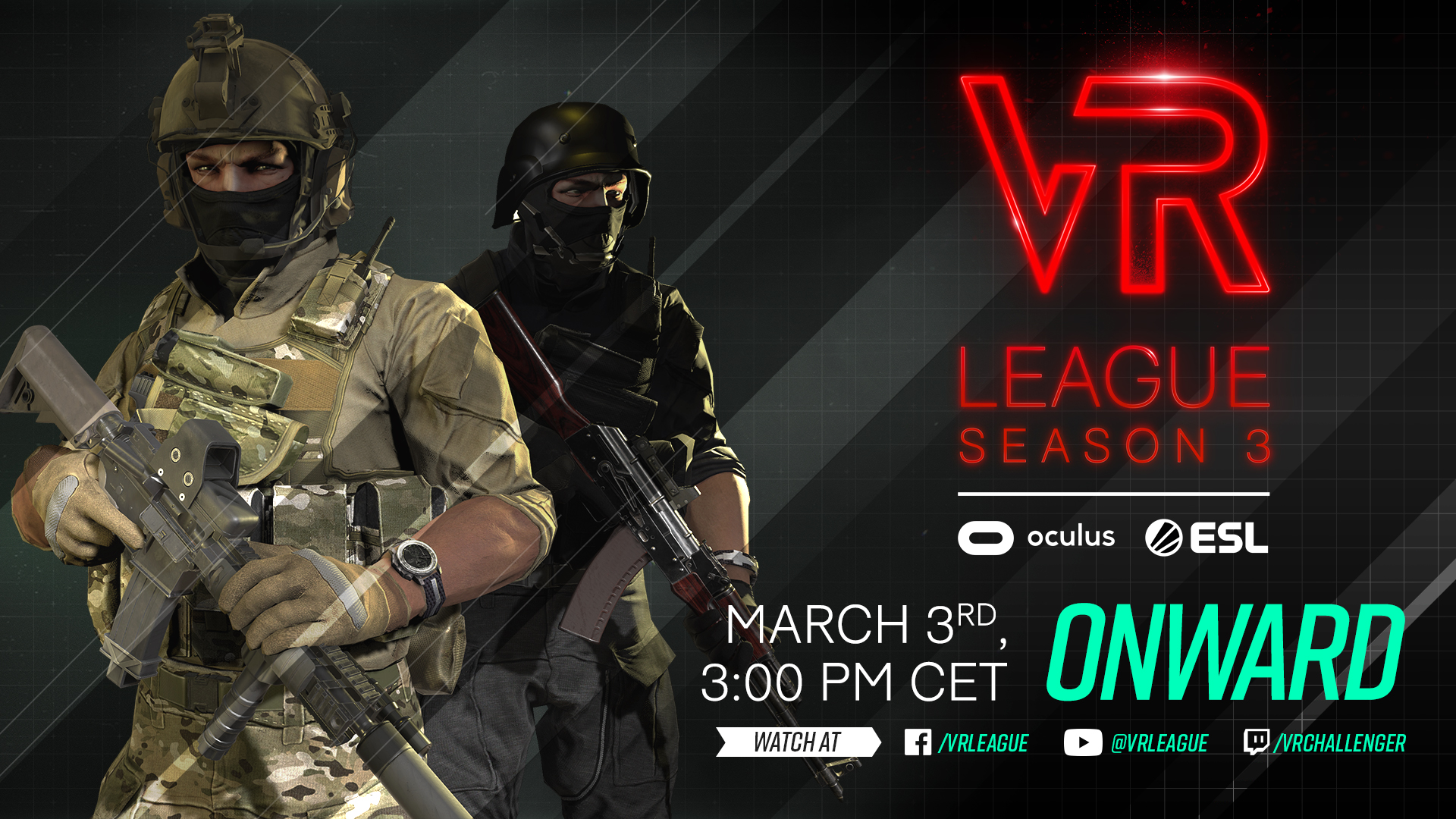 Monthly Sitrep - March 2019 — Onward - Tactical VR FPS Game