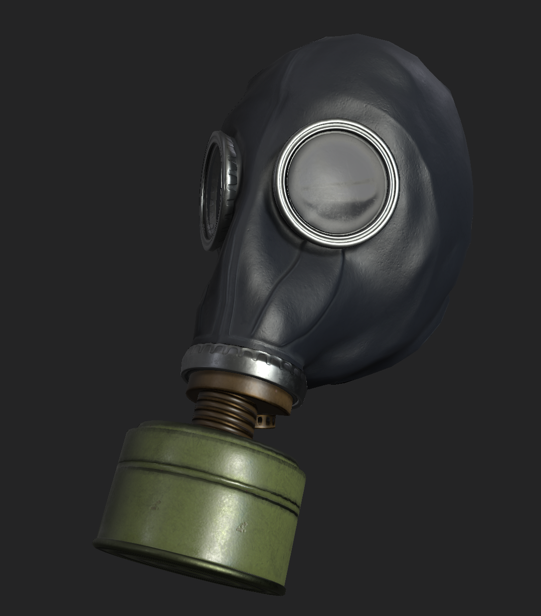 New gas mask for the VOLK faction.