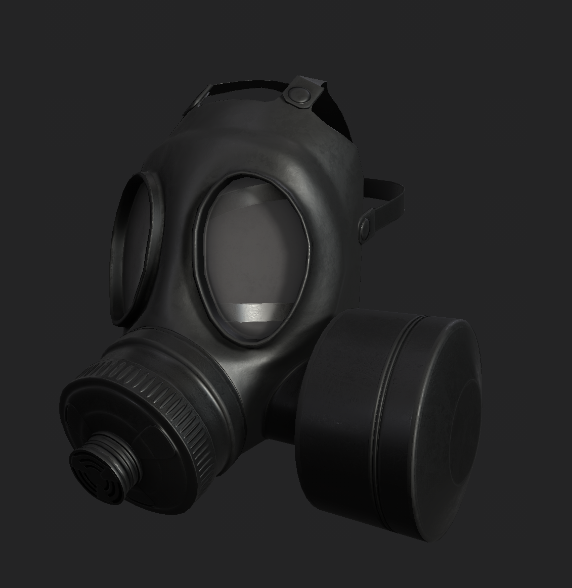 New textures for the gasmask, will be availible for MARSOC in the future.
