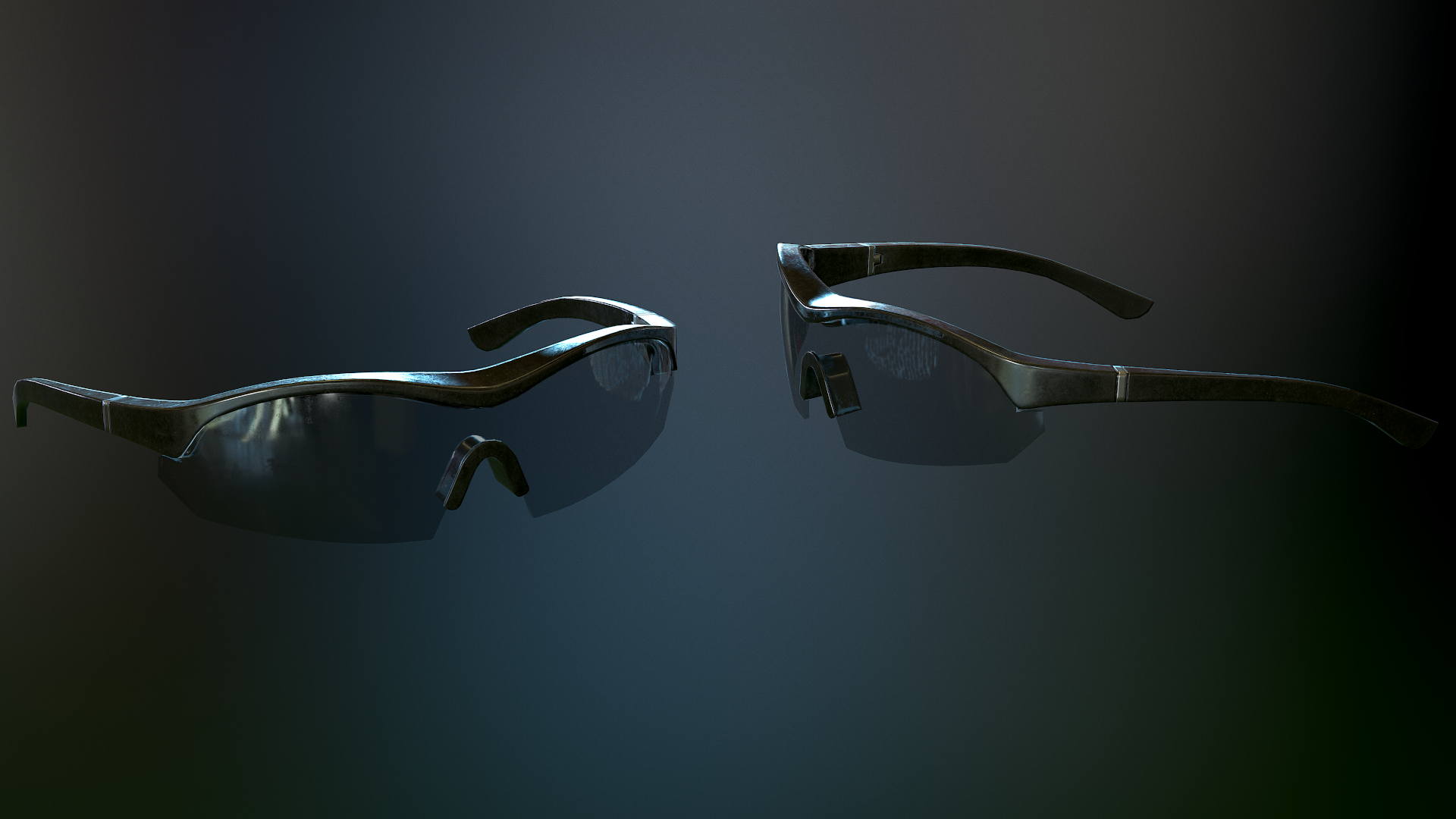 Copy of New model for the glasses.