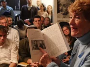 Holocaust Survivors Share Memories