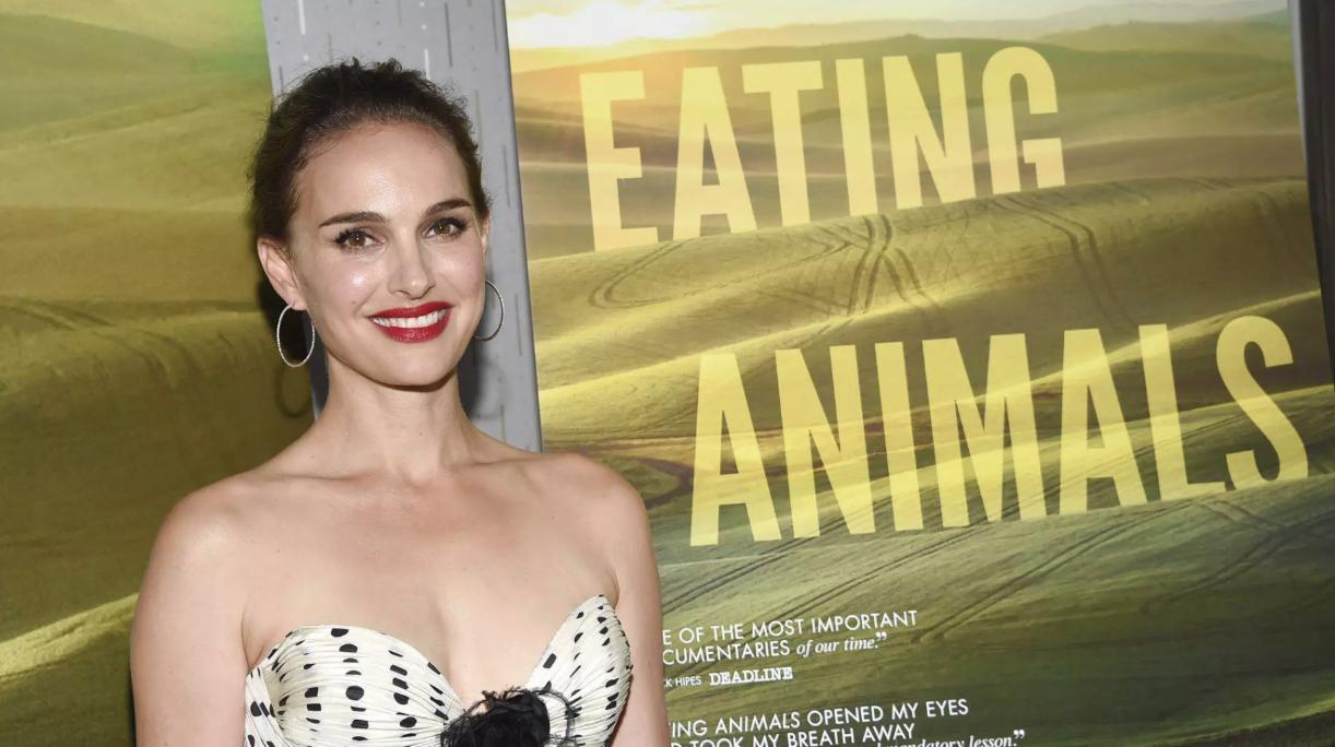 Natalie Portman's New Cause