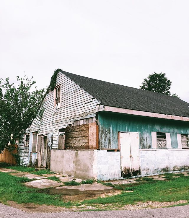 New Orleans House Portrait.