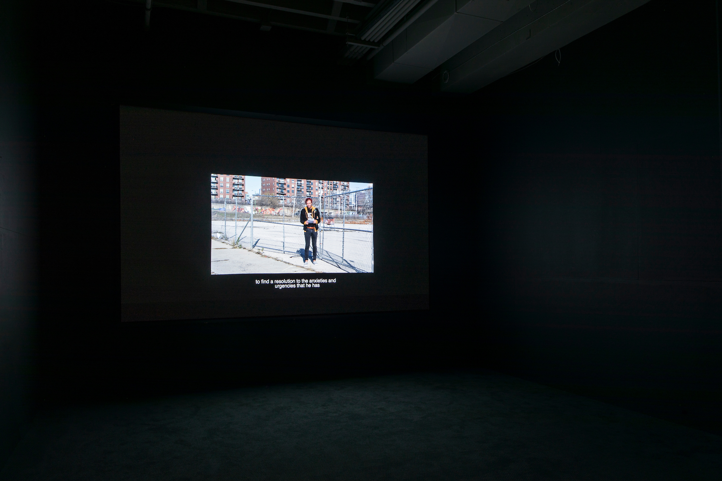 Contrapoder #1, 2017 HD Video - image from Monarchs at Bemis Center for Contemporary Art, Omaha, NE