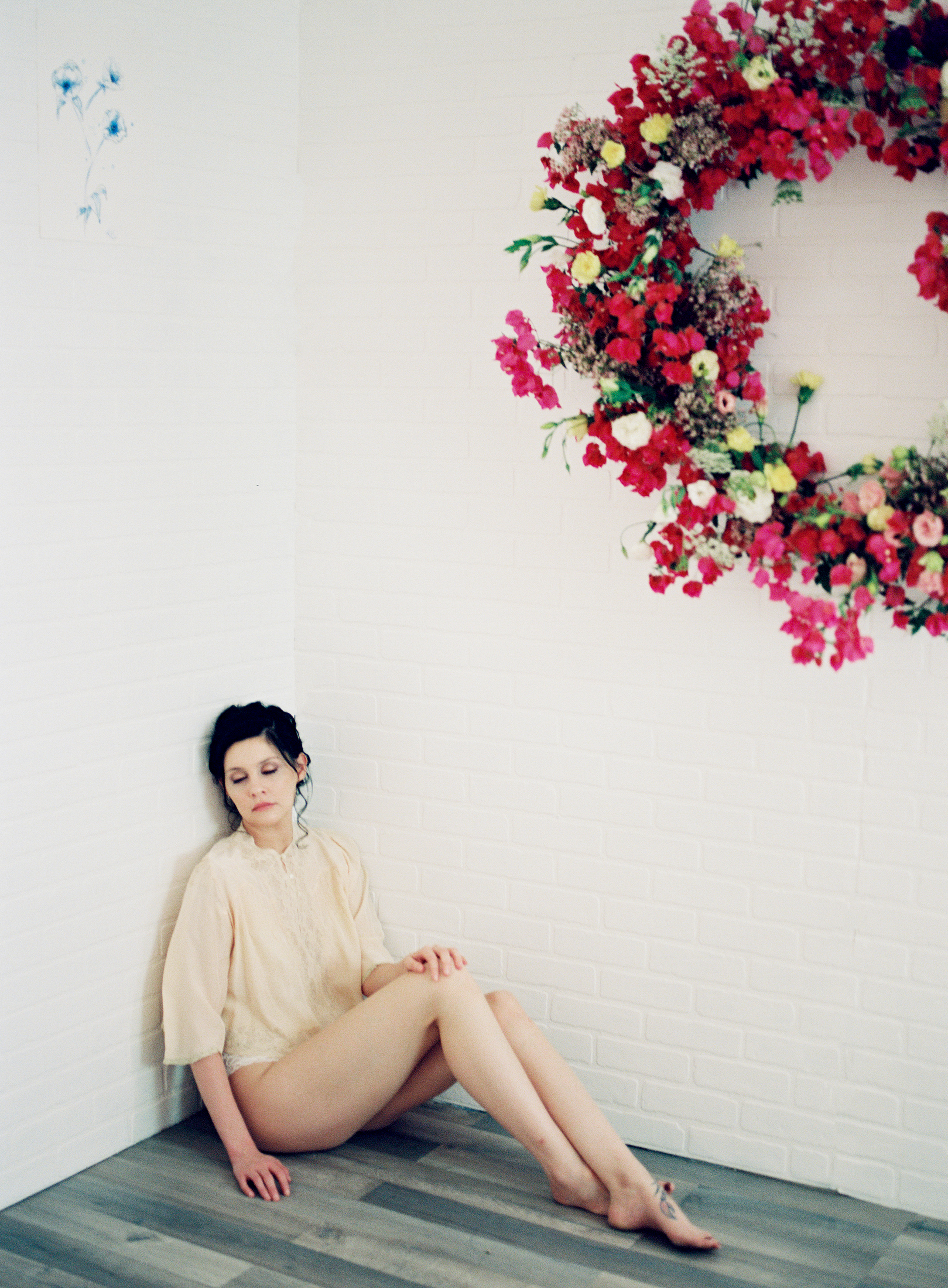 Bougainvillea Boudoir - Peaches & Twine Fine Art Film Boudoir Photography -73.jpg