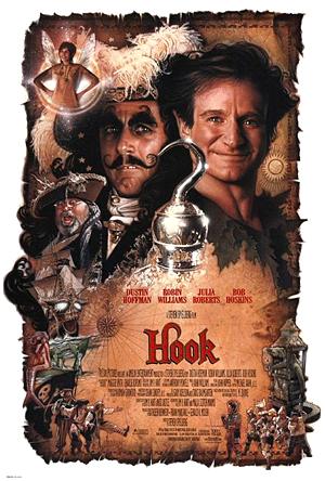 #25 Hook (1991)