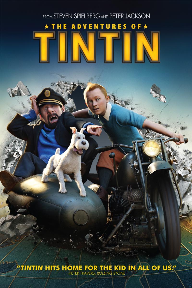 #20 As Aventuras de Tintin - O Segredo do Licorne (2011)