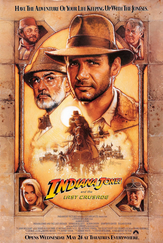 #13 Indiana Jones e a Grande Cruzada (1989)