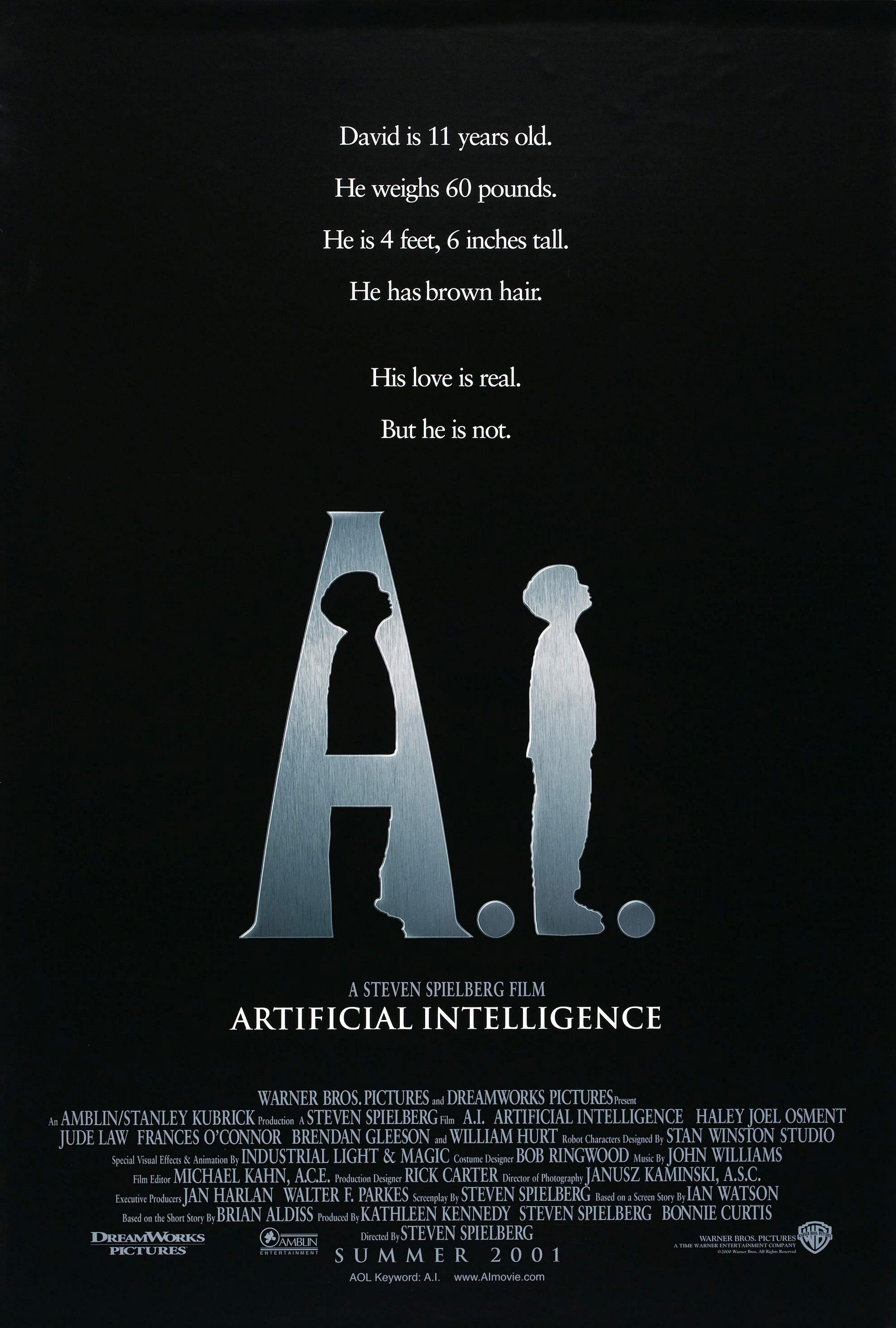 #7 A.I. Inteligência Artificial (2001)