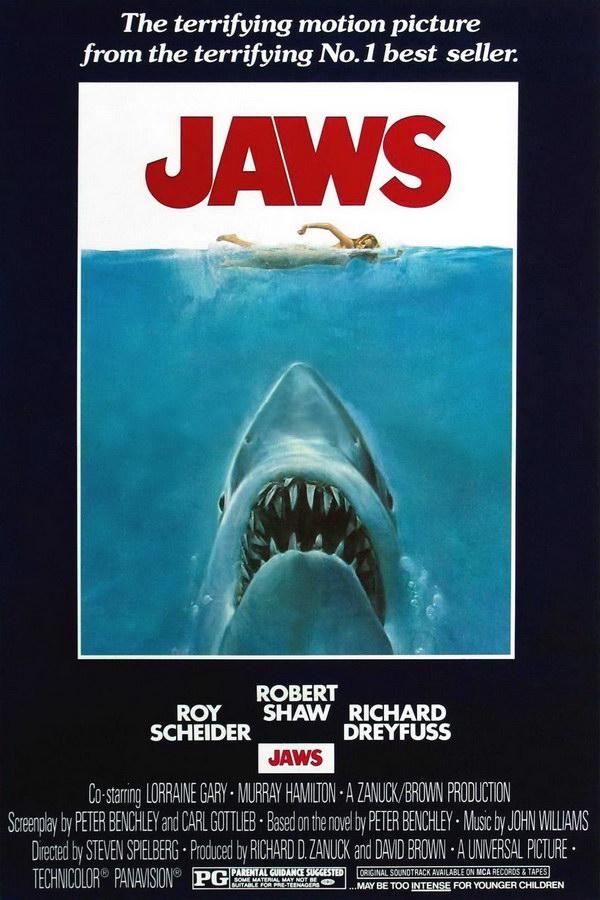 #4 O Tubarão (1975)