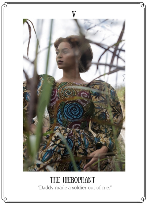Image from   Daddy Lessons   Music Video by: Beyonce