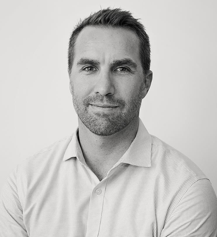 David Jenson, Founder + CEO Beacon Data