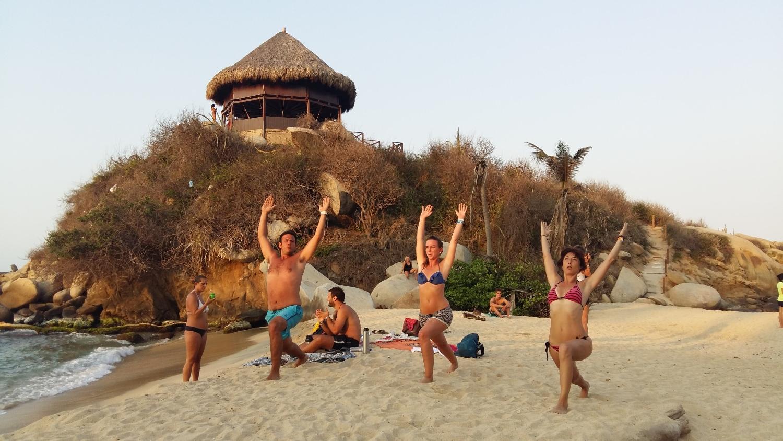 Yoga Internship Program, Medellín, Colombia, South America - teach and work in a yoga studio - travel 22