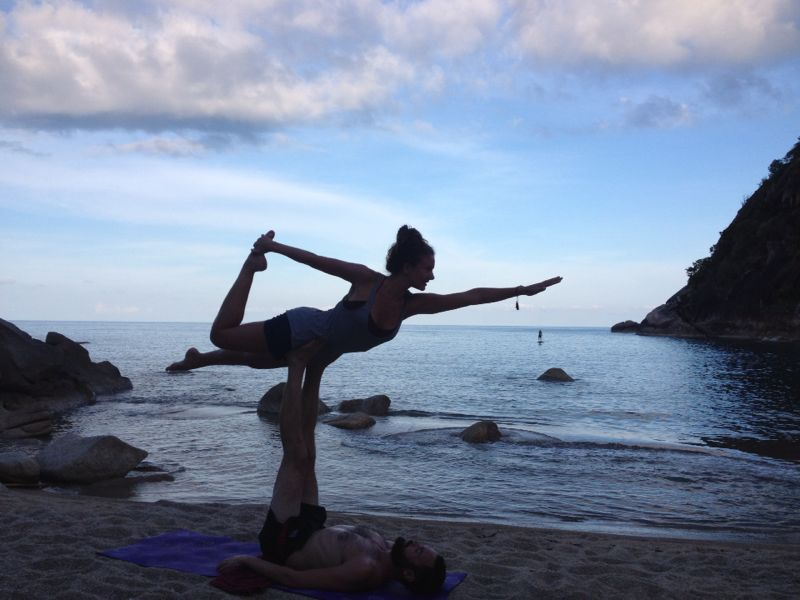 Yoga Internship Program, Medellín, Colombia, South America - teach and work in a yoga studio - teach to travel 2