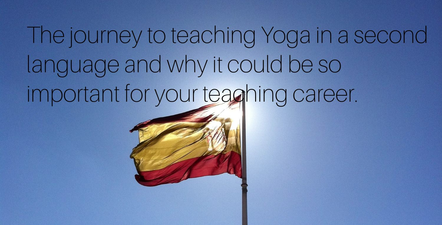 Yoga Internship Program, Medellín, Colombia, South America - teach and work in a yoga studio - Spanish language